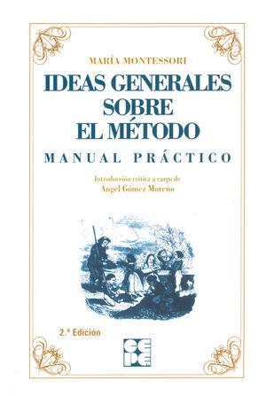 IDEAS GENERALES SOBRE EL METODO