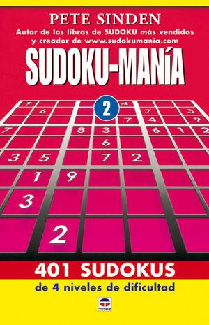 SUDOKU-MANÍA VOL. 2