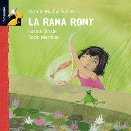 RANA RONY LA 3 AÑOS