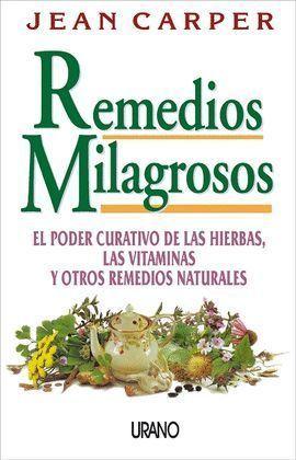 REMEDIOS MILAGROSOS