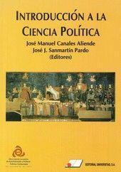 INTRODUCCION A LA CIENCIA POLITICA