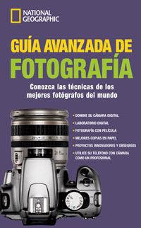 GUIA AVANZADA DE FOTOGRAFIA