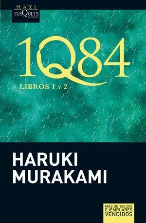 1Q84 (LIBROS 1 Y 2 )