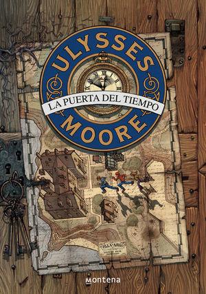 ULYSSES MOORE 1. LA PUERTA DEL TIEMPO