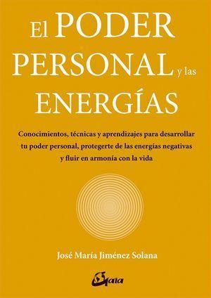 EL PODER PERSONAL Y LAS ENERGÍAS