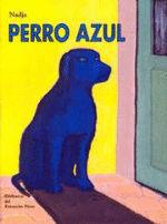 PERRO AZUL - CARTONE