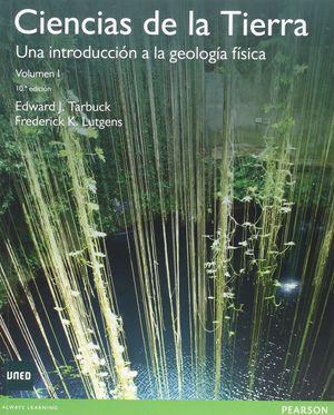 CIENCIAS DE LA TIERRA - VOLUMEN I (UNED)