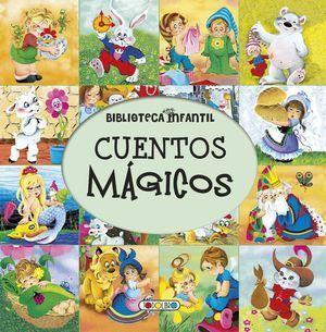 CUENTOS MAGICOS-BIBLIOTECA INFANTIL