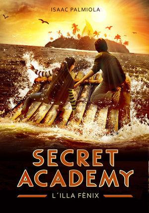 SECRET ACADEMY 1. L'ILLA SECRETA