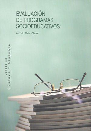 EVALUACIÓN DE PROGRAMAS SOCIOEDUCATIVOS