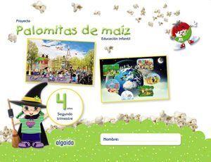 2EI PALOMITAS DE MAIZ II TRIMESTRE 20148 ALGAIDA