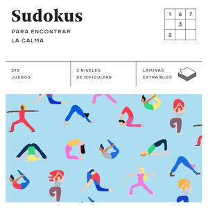SUDOKUS (CUADRADOS DE DIVERSIÓN)