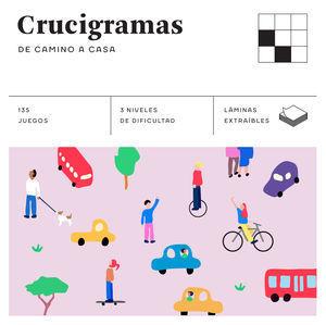 CRUCIGRAMAS (CUADRADOS DE DIVERSIÓN)