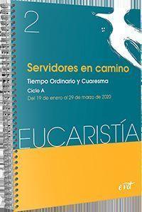 SERVIDORES EN CAMINO EUCARISTIA N 2 2020