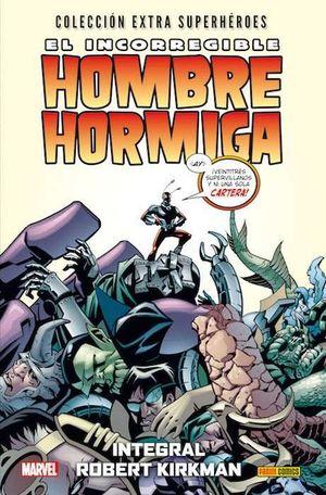 INCORREGIBLE HOMBRE HORMIGA EL