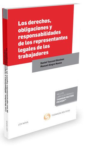 DERECHOS OBLIGACIONES Y RESPONSABILIDADES REPRESENTANTES LE