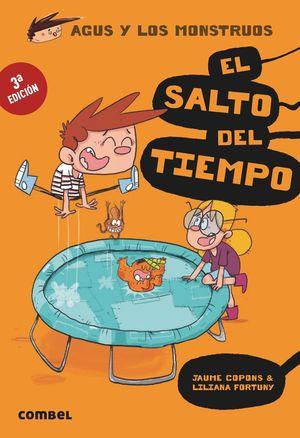 AGUS Y LOS MONSTRUOS 8. EL SALTO DEL TIEMPO