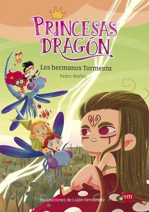 PRINCESAS DRAGÓN 5. LOS HERMANOS TORMENTA