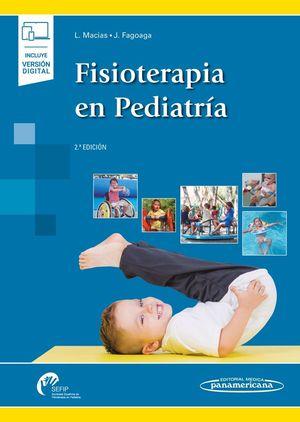FISIOTERAPIA EN PEDIATRÍA (INCLUYE EBOOK)