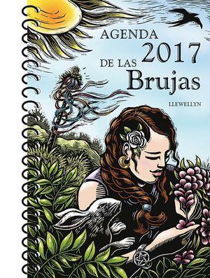 2017. AGENDA DE LAS BRUJAS