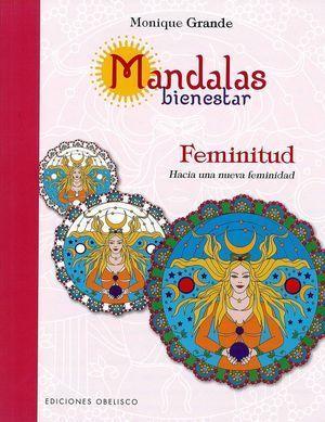 MANDALAS BIENESTAR FEMINITUD