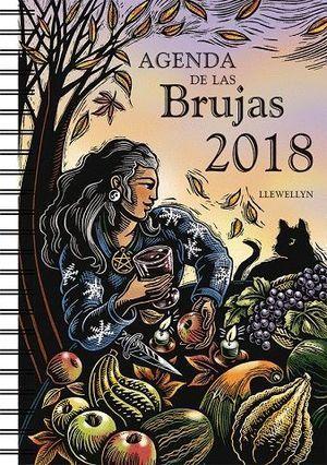 AGENDA 2018 DE LAS BRUJAS