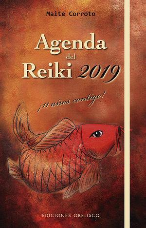2019 AGENDA DEL REIKI