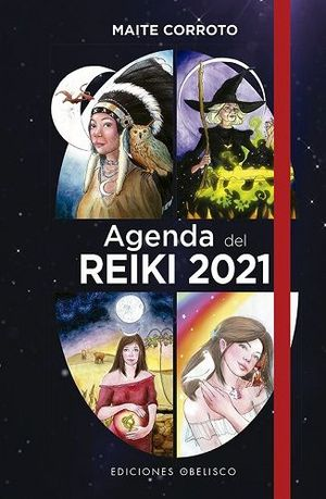 2021 AGENDA DEL REIKI