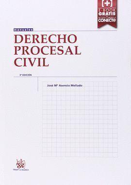 DERECHO PROCESAL CIVIL 3ªED 2015