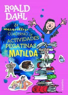 MATILDA. LIBRO DE PEGATINAS