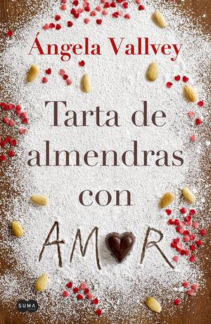 TARTA DE ALMENDRAS CON AMOR