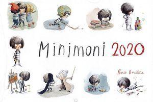 CALENDARIO MINIMONI 2020