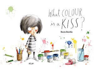 WHAT COLOUR IS A KISS