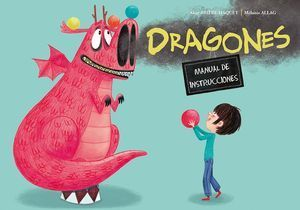 DRAGONES. MANUAL DE INSTRUCCIONES