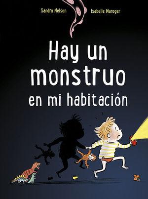 HAY UN MONSTRUO EN MI HABITACIÓN (CAST)