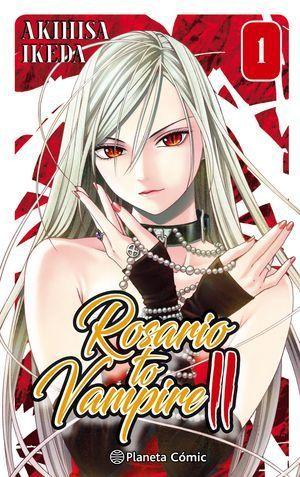 ROSARIO TO VAMPIRE II Nº 01/14