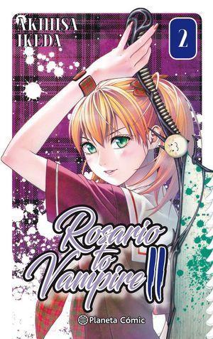 ROSARIO TO VAMPIRE II Nº 02/14