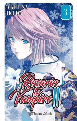 ROSARIO TO VAMPIRE II Nº 03/14