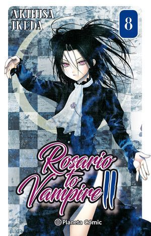 ROSARIO TO VAMPIRE II Nº 08/14