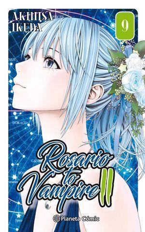 ROSARIO TO VAMPIRE II Nº 09/14