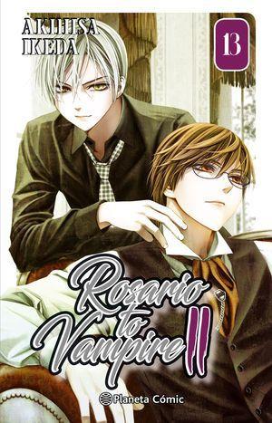ROSARIO TO VAMPIRE II Nº 13/14