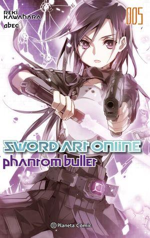 SWORD ART ONLINE PHANTOM BULLET Nº 01/02 (NOVELA)