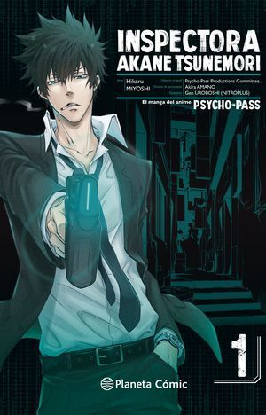 PSYCHO PASS Nº 01/06