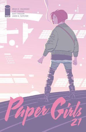 PAPER GIRLS 21