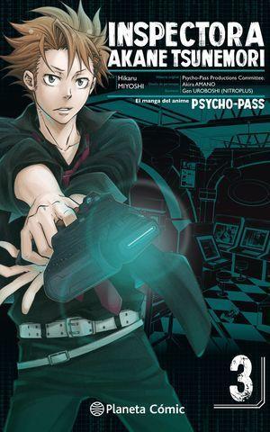 PSYCHO PASS Nº 03/06