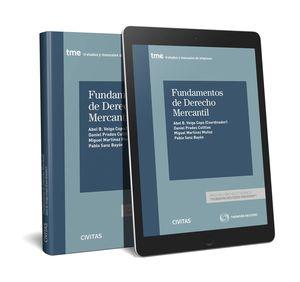 FUNDAMENTOS DE DERECHO MERCANTIL (PAPEL + E-BOOK)