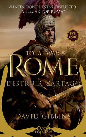 TOTAL WAR: ROME (COL. DOCE ESPADAS)