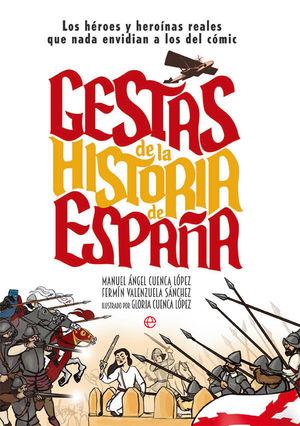 GESTAS DE LA HISTORIA DE ESPAÑA