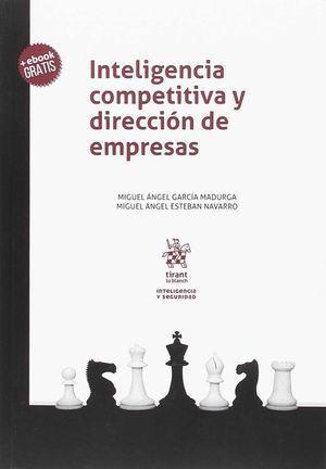 INTELIGENCIA COMPETITIVA Y DIRECCION DE EMPRESAS