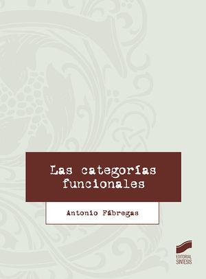 LAS CATEGORÍAS FUNCIONALES